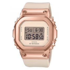 Casio GM-S5600PG-4ER G-Shock Damen-Digitaluhr nude/roségold