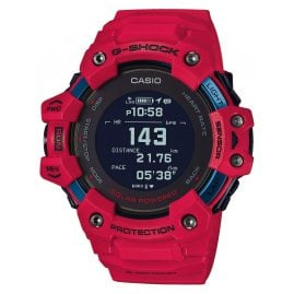 Casio GBD-H1000-4ER G-Shock Bluetooth Smartwatch Herrenuhr Rot