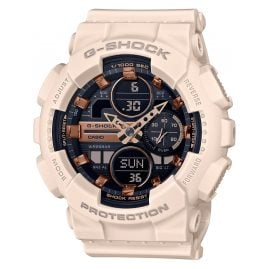 Casio GMA-S140M-4AER G-Shock Ladies' Digital Watch Beige