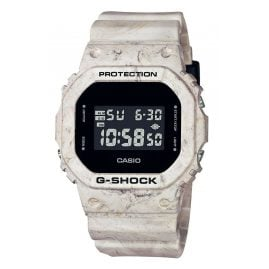 Casio DW-5600WM-5ER G-Shock The Origin Digitaluhr Beige