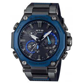 Casio MTG-B2000B-1A2ER G-Shock MT-G Funk-Solar Herrenuhr Schwarz/Blau