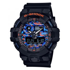 Casio GA-700CT-1AER G-Shock The Origin Herrenuhr Schwarz