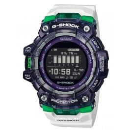 Casio GBD-100SM-1A7ER G-Shock G-Squad Digital Watch Bluetooth White/Black