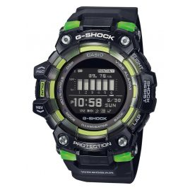 Casio GBD-100SM-1ER G-Shock G-Squad Digital Watch with Bluetooth Black