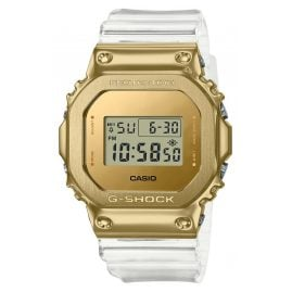 Casio GM-5600SG-9ER G-Shock The Origin Women's Digital Watch Gold Tone