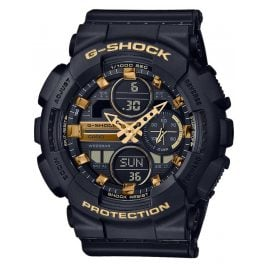 Casio GMA-S140M-1AER G-Shock Woman Classic Damen-Digitaluhr Schwarz