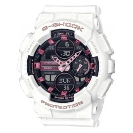 Casio GMA-S140M-7AER G-Shock Woman Classic Damen-Digitaluhr Weiß