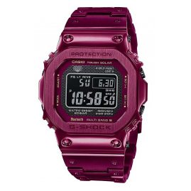 Casio GMW-B5000RD-4ER G-Shock Limited Radio-Controlled Solar Men's Watch