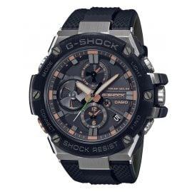 Casio GST-B100GA-1AER G-Shock G-Steel Solar Herrenuhr Schwarz