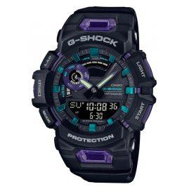 Casio GBA-900-1A6ER G-Shock G-Squad AnaDigi Herrenuhr Schwarz/Lila