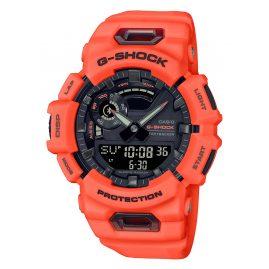 Casio GBA-900-4AER G-Shock G-Squad AnaDigi Herrenuhr Neonorange