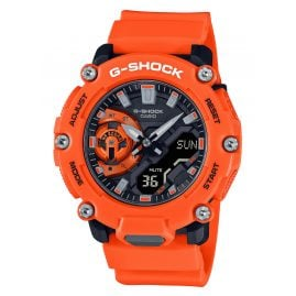 Casio GA-2200M-4AER G-Shock Classic AnaDigi Men´s Watch Orange/Black