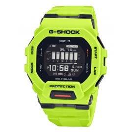 Casio GBD-200-9ER G-Shock G-Squad Digitaluhr Bluetooth Neongelb