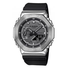 Casio GM-2100-1AER G-Shock Classic Herrenuhr Schwarz/Anthrazit
