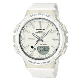 Casio BGS-100-7A1ER Baby-G Step Counter Ladies Watch