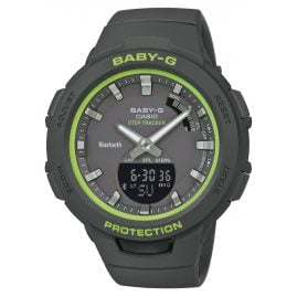 Casio BSA-B100SC-1AER Baby-G Ladies´ Watch with Step Tracker