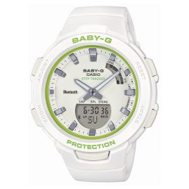 Casio BSA-B100SC-7AER Baby-G Ladies´ Watch with Step Tracker