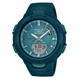 Casio BSA-B100AC-3AER Baby-G Ladies' Watch with Step Tracker