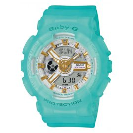 Casio BA-110SC-2AER Baby-G Urban Ladies' Watch Turquoise