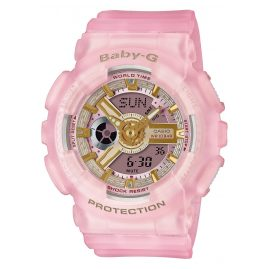 Casio BA-110SC-4AER Baby-G Urban Women's Watch Rose