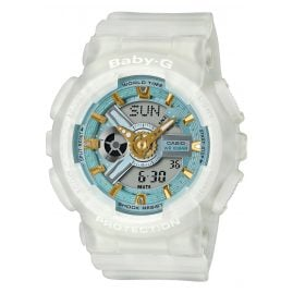 Casio BA-110SC-7AER Baby-G Urban Ladies' Watch White