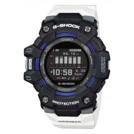 Casio GBD-100-1A7ER G-Shock G-Squad Digital Watch with Bluetooth Black/White