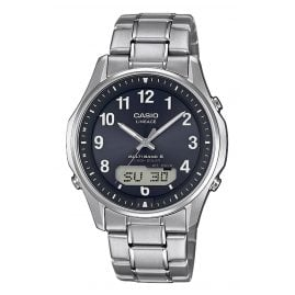Casio LCW-M100TSE-1A2ER Radio-Controlled Solar Men´s Watch Titanium