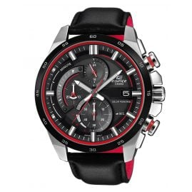 Casio EQS-600BL-1AUEF Edifice Mens Chronograph