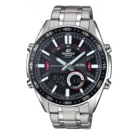 Casio EFV-C100D-1AVEF Edifice AnaDigi Men's Chronograph