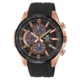 Casio EQS-900PB-1AVUEF Edifice Herren-Chronograph Solar