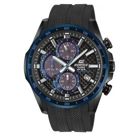 Casio EQS-900PB-1BVUEF Edifice Herrenuhr Solar-Chronograph