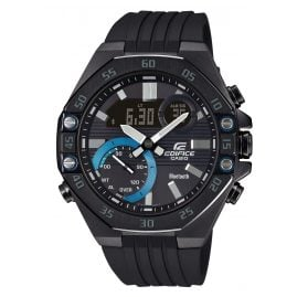 Casio ECB-10PB-1AEF Edifice Herrenuhr mit Bluetooth Schwarz