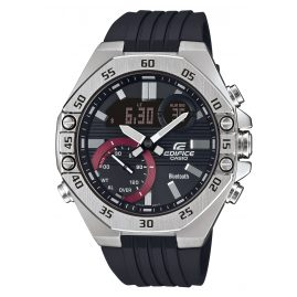 Casio ECB-10P-1AEF Edifice Men's Watch with Bluetooth