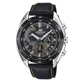 Casio EFR-570BL-1AVUEF Edifice Men's Watch with Leather Strap