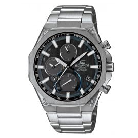Casio EQB-1100D-1AER Edifice Men´s Solar Watch Bluetooth Black/Blue