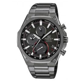 Casio EQB-1100DC-1AER Edifice Men´s Solar Watch Bluetooth Gunmetal