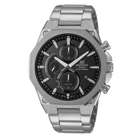 Casio EFS-S570D-1AUEF Edifice Solar Watch for Men Black
