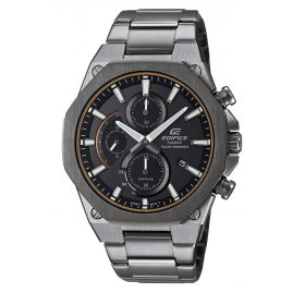 Casio EFS-S570DC-1AUEF Edifice Herrenuhr Solar Anthrazit