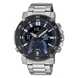 Casio ECB-20DB-1AEF Edifice Herrenuhr Chronograph