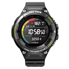 Casio WSD-F21HR-BKAGE Pro Trek Smart Outdoor-Uhr GPS