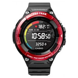 Casio WSD-F21HR-RDBGE Pro Trek Smart Outdoor-Uhr GPS