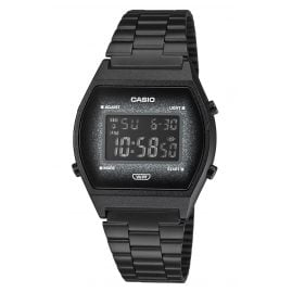 Casio B640WBG-1BEF Vintage Edgy Digital Watch Black