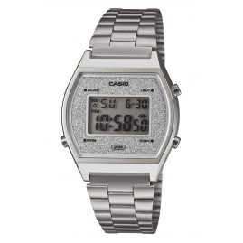 Casio B640WDG-7EF Digital Watch Chronograph Vintage Edgy