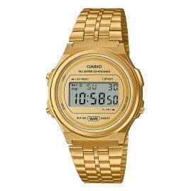 Casio A171WEG-9AEF Digitaluhr Vintage Goldfarben