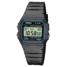 Casio F-91W-1YEF Digitaluhr