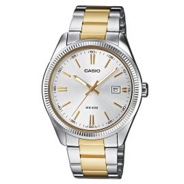 Casio MTP-1302PSG-7AVEF Bicolor Gents Watch