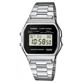 Casio A158WEA-1EF Alarm Chrono Digitaluhr