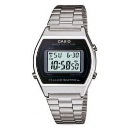 Casio B640WD-1AVEF Retro Digitale Armbanduhr
