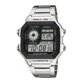 Casio AE-1200WHD-1AVEF Digital Mens Watch