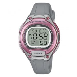 Casio LW-203-8AVEF Digital Girls Watch